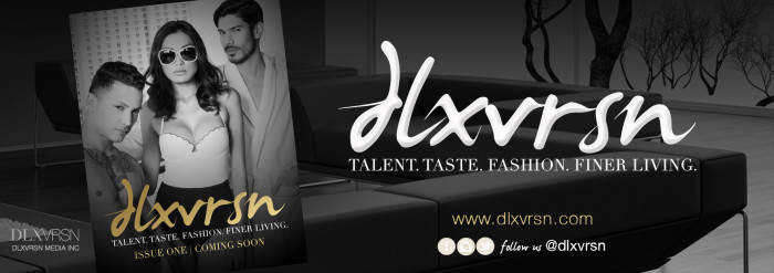 Advertise With DLXVRSN Magazine
