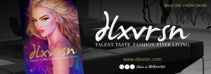 Welcome To DLXVRSN Magazine