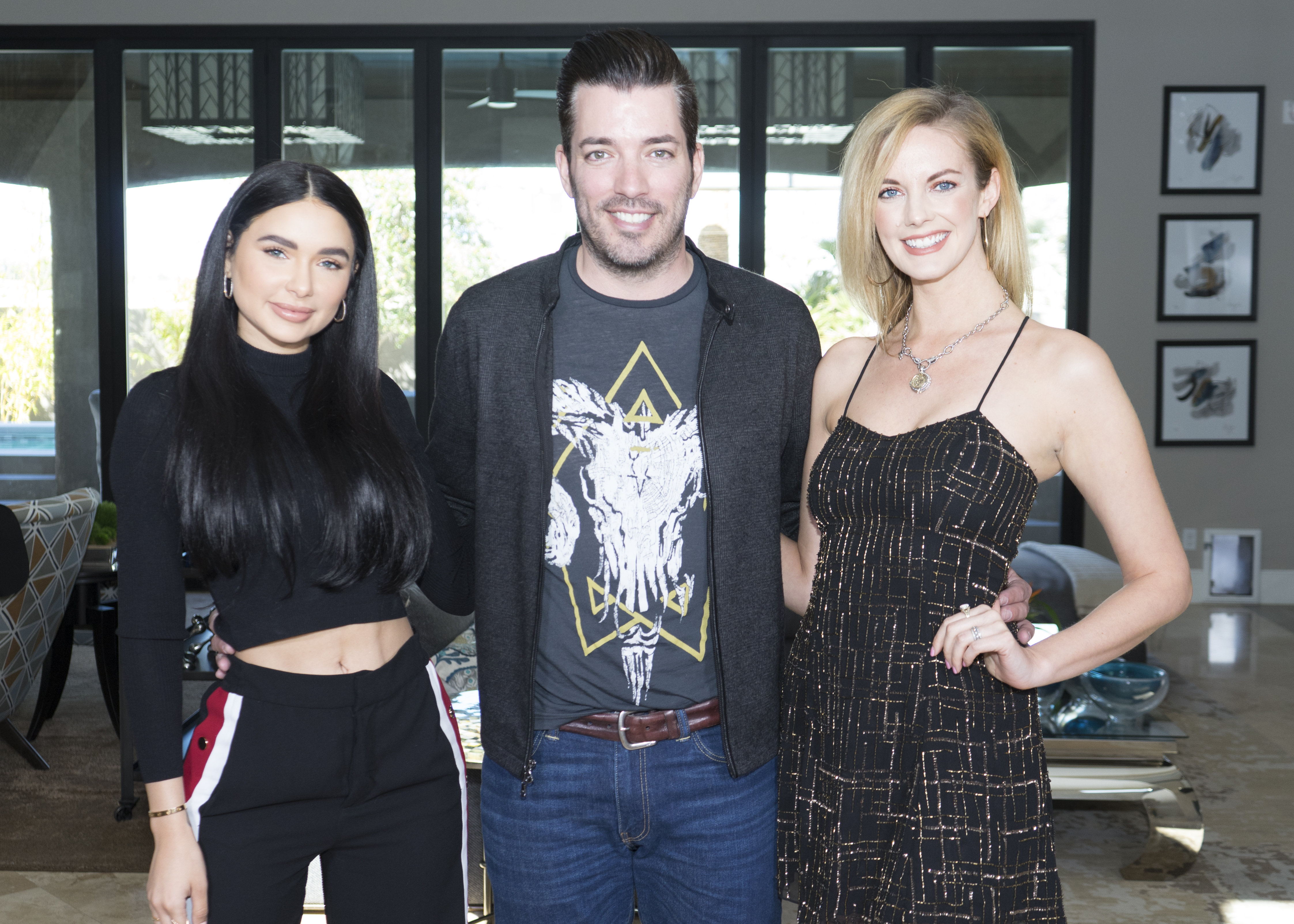 Jonathan Scott Exclusive Interview