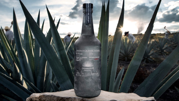 Introducing Casamigos Mezcal