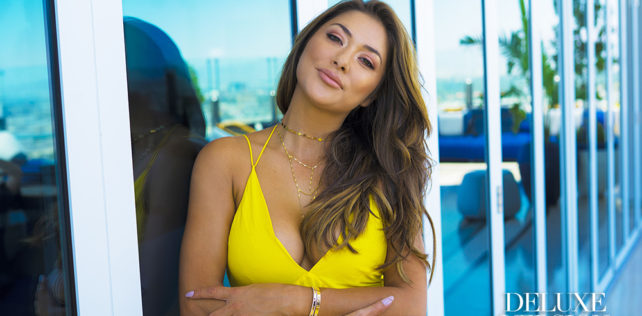 On The Cover: Arianny Celeste
