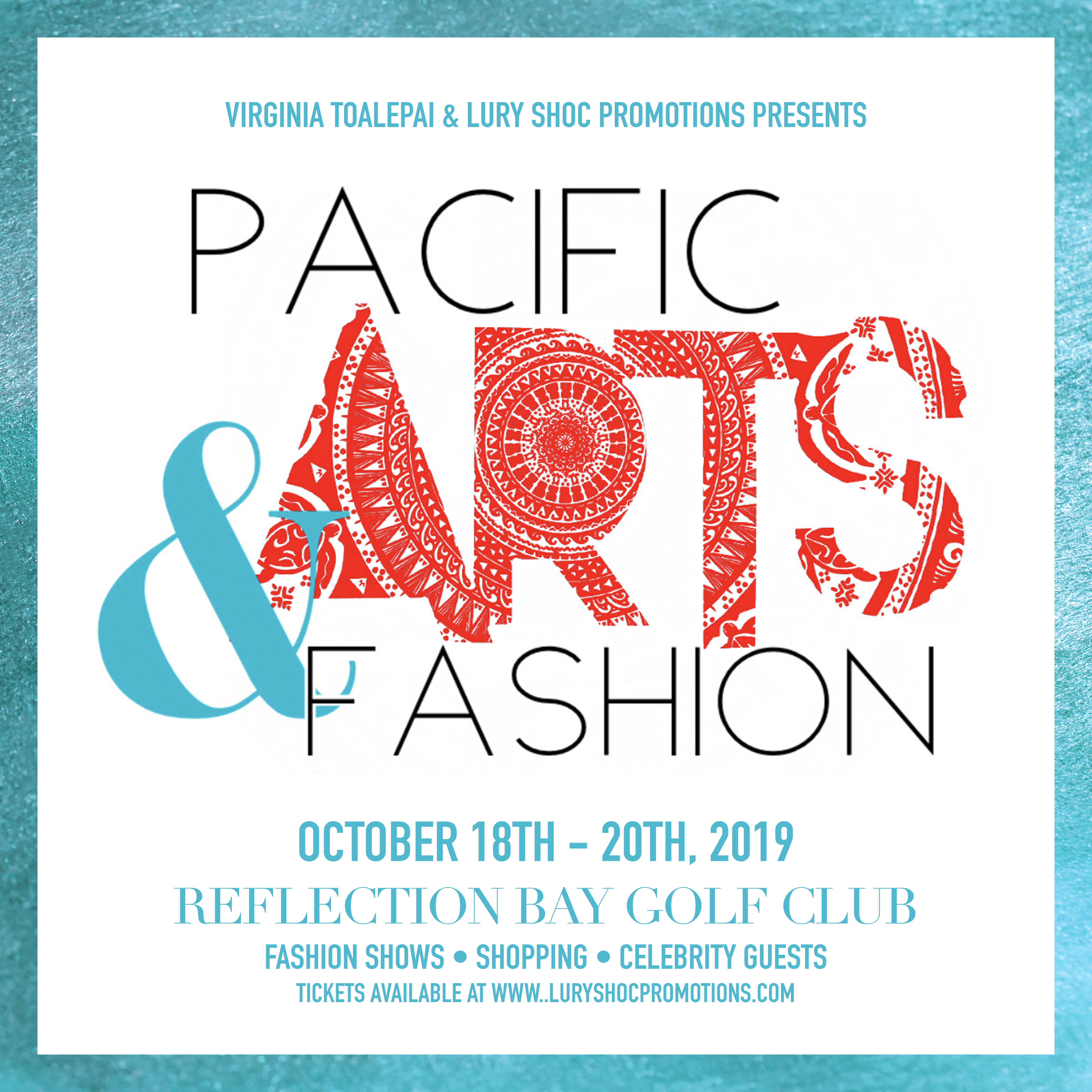 Pacific Arts & Fashion Coming To Las Vegas