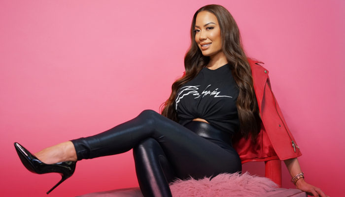 Amber Reyes Proves You Can Have It All