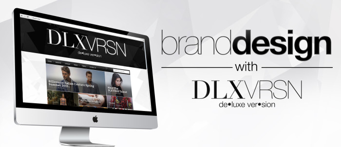 Brand Design With DLXVRSN