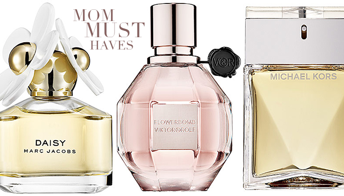 Our Top Ten Fragrances For Mom This Year!