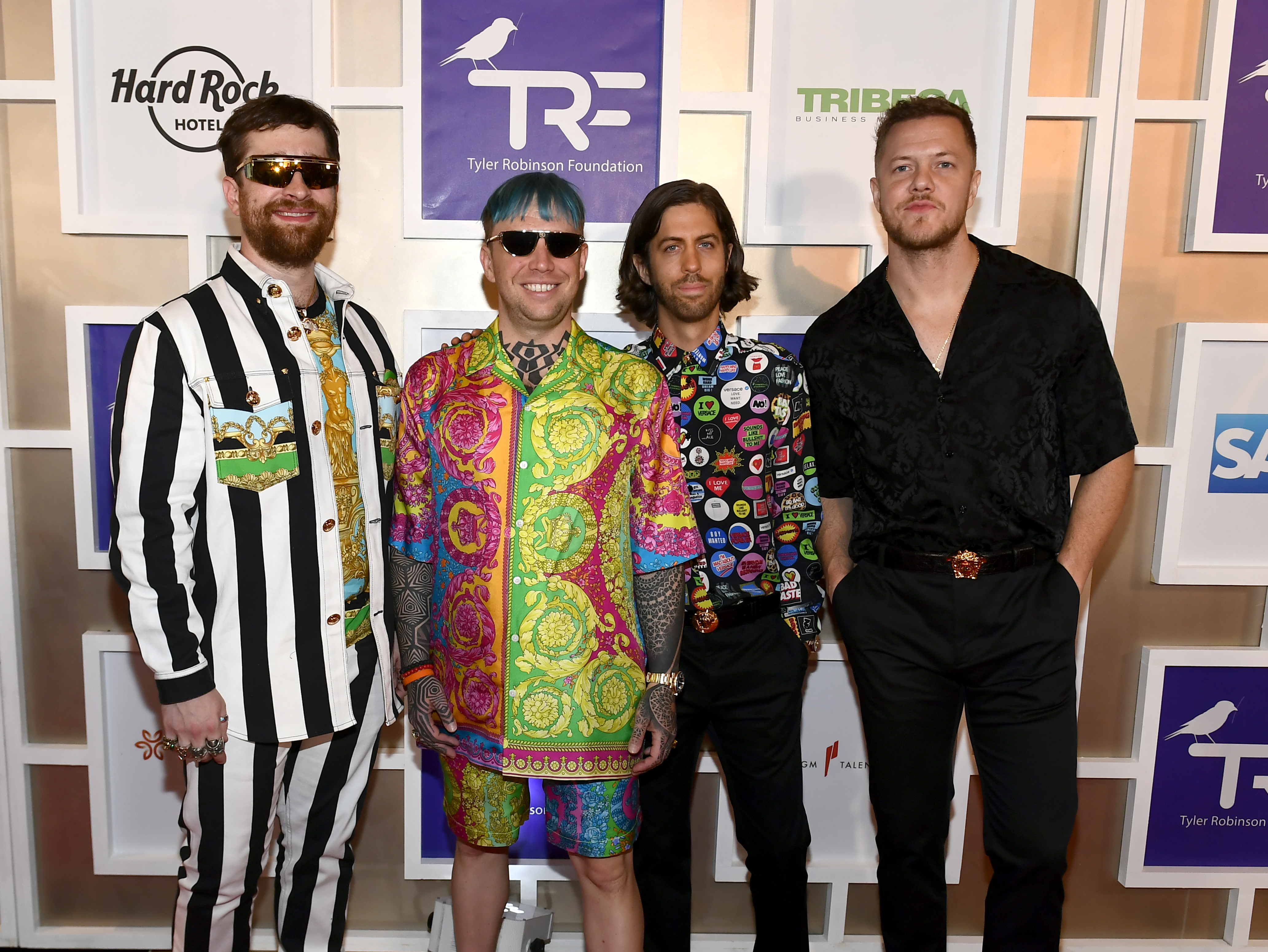 Slaying Cancer with (Imagine) Dragons at the 'Rise Up' TRF Gala