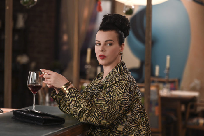 Debi Mazar Talks Womanhood, Millennials and Breaking Rules