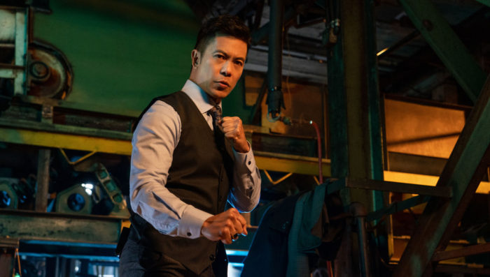 Byron Mann and Tzi Ma Star in the Netflix Series Wu Assassins
