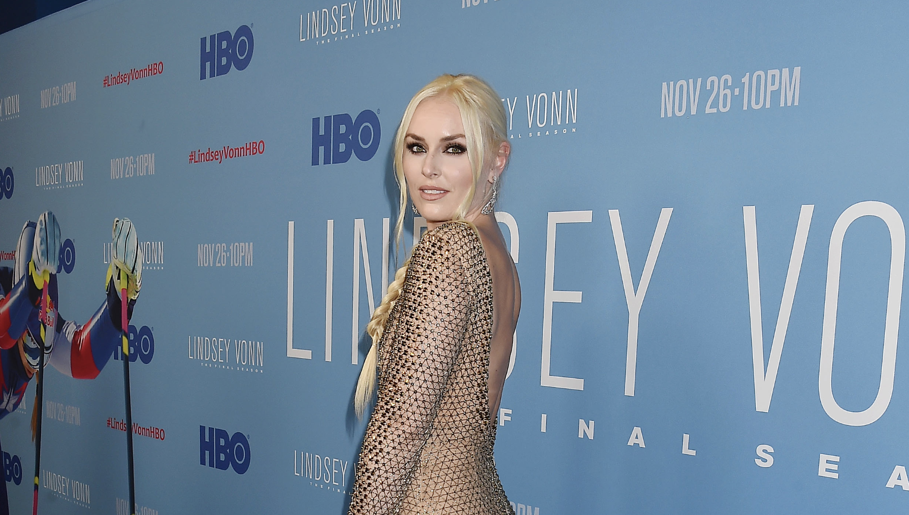 Lindsey Vonn's Incredible Climb & View from the Top