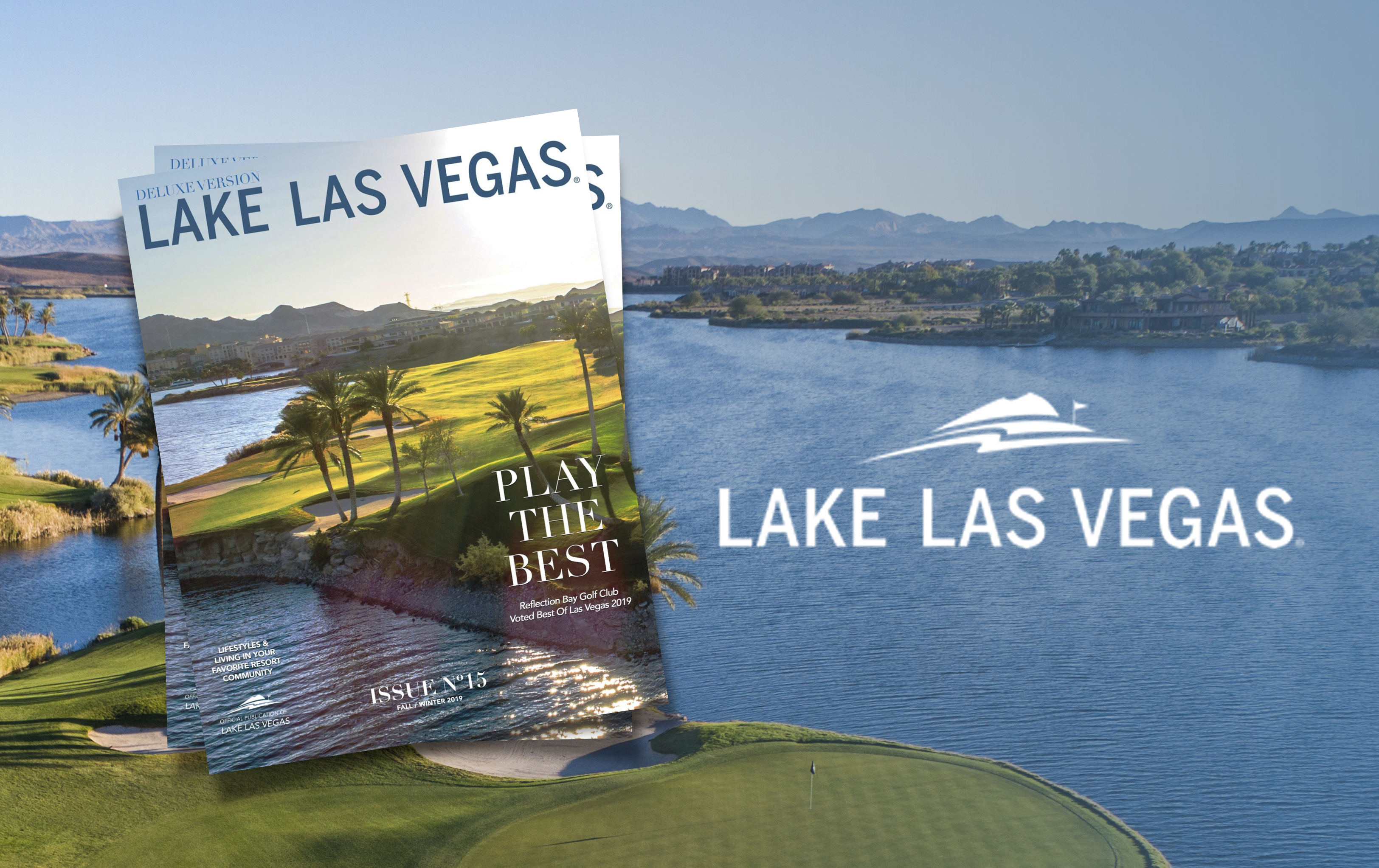 Lake Las Vegas Magazine